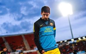 Wallpaper Sport, Football, Barcelona, Football, Barcelona, Messi, Messi