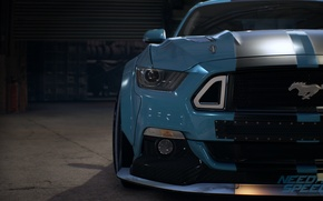 Picture nfs, MUSTANG, NSF, FORD, Need for Speed 2015, this autumn, new era