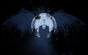 Picture Anonymous, Hacking, Informaticos, Troyanos