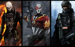 Picture LMS, Last Man Standing, Abaddon, Deadshot, Dan Authorisation Was