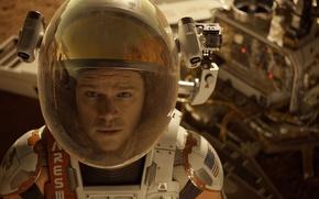 Picture Alone, Ridley Scott, Film, Matt Damon, 2015, The Martian