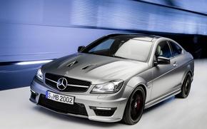 Picture Mercedes, AMG, C63