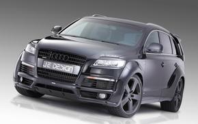 Picture machine, Audi, audi, cars, cars q7