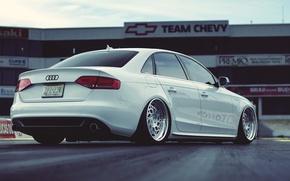 Picture Audi, audi, track