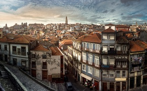Picture home, panorama, Portugal, Porto
