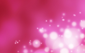 Wallpaper red, abstraction, background, pink
