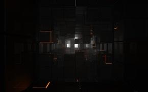 Picture squares, shiny, Tron legacy