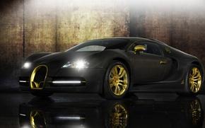 Picture Bugatti, Veyron, Hypercar