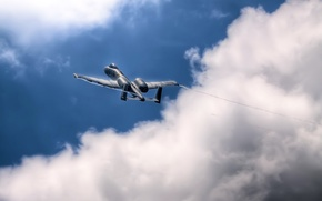 Picture aviation, the plane, A10