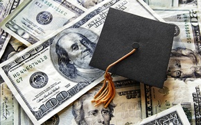 Picture education, graduation, college costs