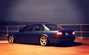 Picture tuning, bmw, BMW, promenade, e38, 750il