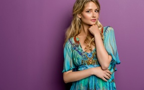 Picture look, girl, style, hair, dress, bright, cutie, Isabel