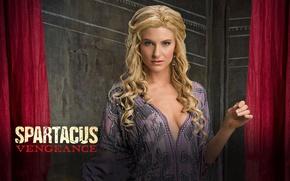 Picture Spartacus, Spartacus, Ilithyia, Viva Bianca