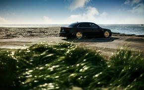 Picture car, coast, rechange, audi a4
