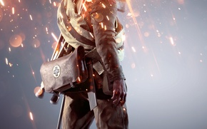 Wallpaper Frostbite, Lights, Military, Battlefield 1, Electronic Arts, DICE, Battlefield 1, Medic, Battlefield One, Equipment
