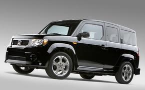 Picture SUV, Honda, element