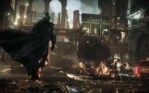 Picture City, Batman, Batman, Arkham Knight