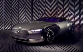 Picture Concept, the concept, Renault, Reno, Corbusier