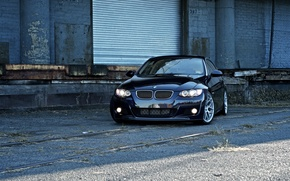 Picture car, BMW, coupe, bmw 3, autowallpapers