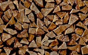 Picture texture, wood, logs