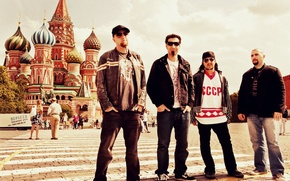 Picture Moscow, group, rock, system of a down, moscow, soad