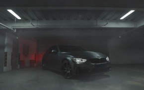 Picture BMW, Light, German, Car, Parking, 320, F35
