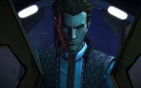 Picture Borderlands, Telltale Games, Rhys, Tales from the Borderlands