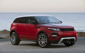 Wallpaper Evoque, land Rover, range Rover, Land Rover, Range Rover, Caractere, Ewok