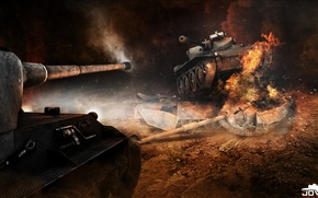 Picture Tank, World of tanks, German, World of Tanks, Lion, Lowe, T71, WOT