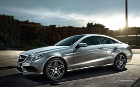 Picture coupe, Mercedes-Benz, E-class, Mercedes, Coupe, 2013, C207