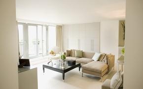 Picture design, style, room, sofa, furniture, interior, apartment