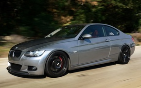 Picture The sun, Machine, Speed, Grey, Desktop, Car, 2012, Car, Beautiful, Speed, Coupe, Bmw, Wallpapers, E92, …