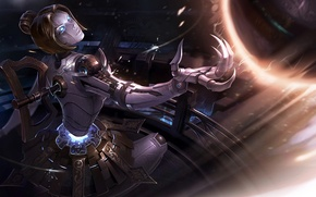 Picture Robot, League of Legends, Video Games, LoL, MOBA, Orianna, Video, Videogames