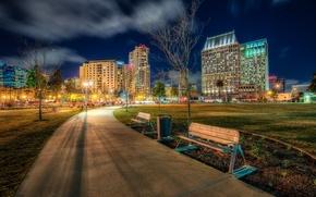 Picture United States, California, San Diego, Marina, Ruocco Park