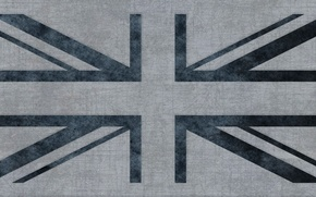 Picture flag, Great Britain, Union Jack