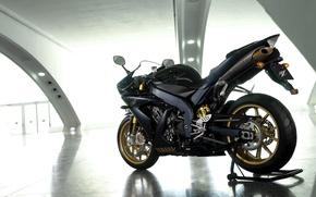 Picture Yamaha, Bike, Super, YZF