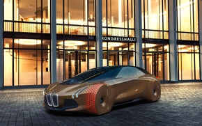 Picture the concept, Vision, Concept, BMW, BMW, Next 100