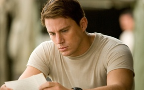 Picture actor, male, Channing Tatum