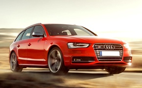 Picture Audi, Audi, Red, Machine, Speed, Red, Car, 2012, Car, New, Wallpaper, Rides, Wallapapers, Avant, Before