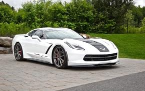 Picture Corvette, Chevrolet, Wheels, RB1