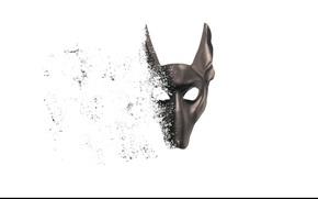Picture mask, anubis, Anubis