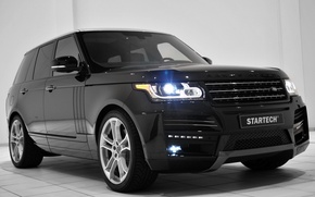 Picture tuning, Land Rover, Range Rover, the front, Land Rover, Range Rover, Startech