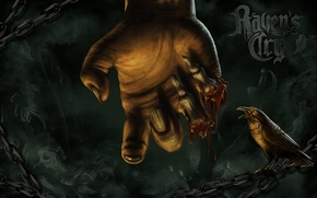 Picture TopWare Interactive, Octane Games, Raven's Cry