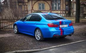 Picture Auto, BMW, Ass, Car, Blue, 335i, xDrive