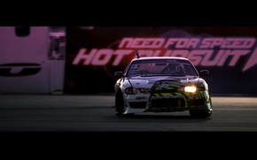 Picture Silvia, Nissan, drift, need for speed, hot pursuit