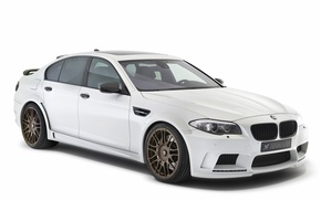 Picture BMW, Hamann, 2012, White