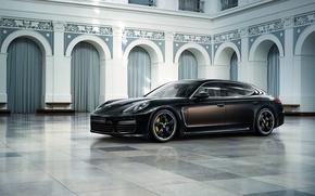 Picture Porsche, Panamera, Turbo S, Exclusive Series