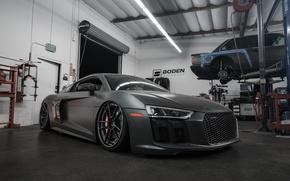 Picture Audi, V10, Build, 2016, Boden, R8