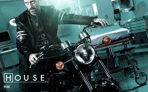 Wallpaper the series, house, house m.d., house