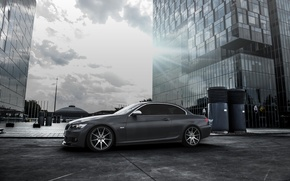 Picture BMW, tuning, E93, stance